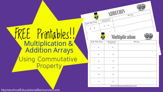 Multiplication Arrays Lesson Plan (FREE PRINTABLE)