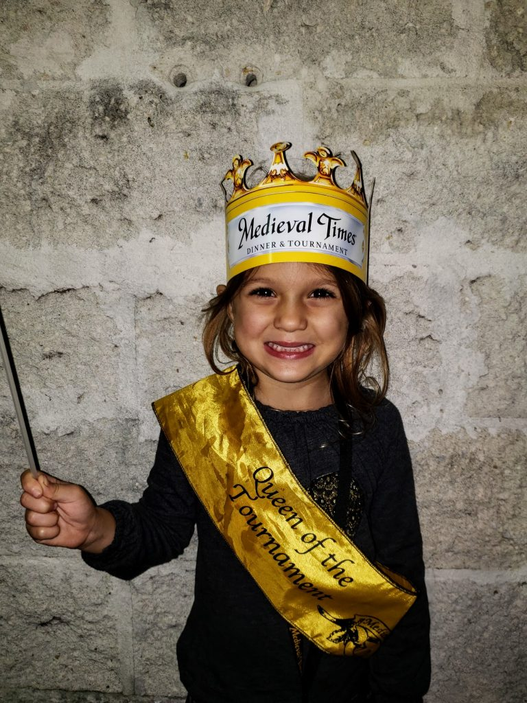 Lorelei crowned Queen of the Tournament